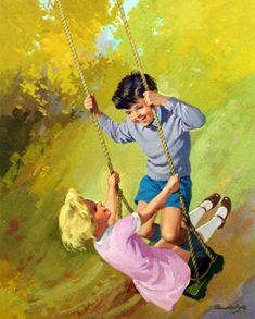 on-a-swing.jpg 494×615 pixels