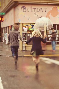 rainy day lovin'. LOVE this!