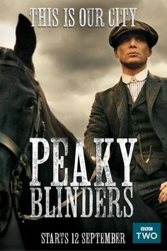 Peaky Blinders (2013– ) - Stars: Cillian Murphy, Sam Neill, Paul Anderson.  -  A gangster family epic set in 1919 Birmingham, England and centered on a gang who sew razor blades in the peaks of their caps, and their fierce boss Tommy Shelby, who means to move up in the world.  -  DRAMA