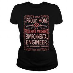 ENVIRONMENTAL ENGINEER T Shirts, Hoodies, Sweatshirts