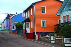 St Pierre et Miquelon, Newfoundland and Labrador, Canada. Photography by Gord McKenna, via Flickr