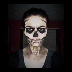 Tate Langdon Makeup.