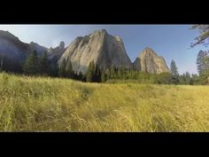 360 video: Lose yourself in Yosemite's untouched wilderness - YouTube