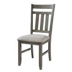 Powell 457-434X Powell Café Turino Side Chair (Set of 2)