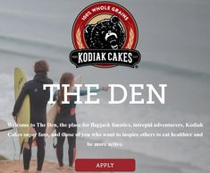 Apply to be a 2021 Kodiak Cakes Ambassador for your chance to score #Free Products! Join The Den today! #KodiakCakes #TheDen #ProductTester #FreeSamples #HomeTested #Reviewer #Healthy #BrandAmbassador #GetItFree #SuperSavingMoms #Breakfast #FreeFood #MomBlogger #TryItFirst #TryItFree #FreebieFinder #Blogger #Influencer #InfluencerMarketing #WOM Personal Fitness, Fitness Goals, Free Product Testing, Kodiak Cakes, Product Tester, Free Products, Influencer Marketing, Inspire Others, Try It Free