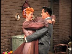 Lucy_and_Ricky1 - Sitcoms Online Photo Galleries