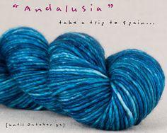 Hand dyed yarn, sock yarn, merino yarn, silk yarn | Sundara Yarn