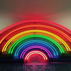 Wallpaper Iphone Neon Lights Rainbow Colors New Ideas Neon Rainbow, Rainbow Brite, Taste The Rainbow, Over The Rainbow, Rainbow Water, Rainbow Things, Rainbow Nails, Rainbow Colors In Order, Rainbow Logo