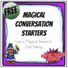 Free! Magical Conversation Starters
