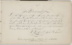 """An example of true Spencerian writing with a pointed nib. """"Penmanship"""" page by Platt Rogers Spencer (1857) from Spencerian System of Practical Penmanship (1859). Courtesy of Rare Book & Manuscript Library, Columbia University."""