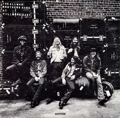 """#48. """"Live At The Fillmore East""""  ***  The Allman Brothers Band  (1971)"""