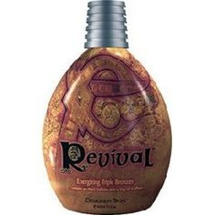Designer Skin - Revival Bronzer. I don't indoor tan anymore but this works outdoor too.. It will make you blacker than Forest Whittaker's neck.