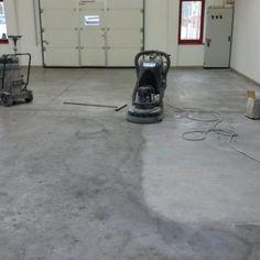 betoncsiszolás, beton polírozás | Superfloor.hu