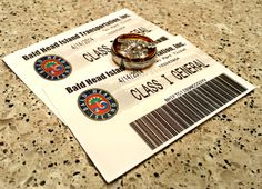 Rings & Ferry Tickets for Bald Head Island, NC - Shannon Thatcher