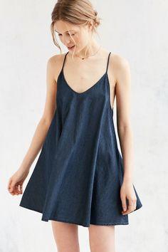 Rolla's Rolla's Denim Mini Dress - $99.00