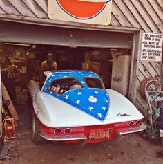1963 Corvette racer barn find