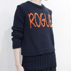 【 Today's Pickup Item 】 #STOLENGIRLFRIENDSCLUB - #MOULIN #ROGUE #KNITSWEATER ¥32,400 http://instagram.com/p/pEUcXZi7xs/ [Online Shop  ] http://www.raddlounge.com/?pid=76166757 * all the merchandise can be purchased by Paypal :) raddlounge.lolipo... #raddlounge #harajukufashion #harajuku #streetsnap #style #stylecheck #kawaii #fashionblogger #fashion #shopping #menswear #clothing
