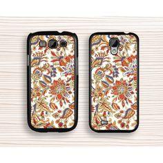 Samsung case,classical flower Galaxy S3 case,vivid flower Galaxy S4 case,art flower Galaxy S5 case,flower design samsung Note 3 case,flower samsung Note 2 case,women's gift samsung Note 4 case - Samsung Case