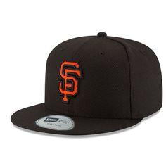 New Era San Francisco Giants Youth Black Diamond Era 59FIFTY Fitted Hat 9397ec1726