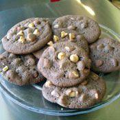 Chocolate-Peanut Cookies