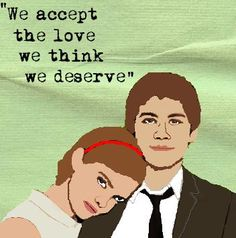 The Perks Of Being A Wallflower Quote by ~ReverieSunshine on deviantART