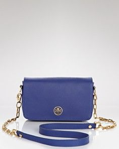 I'm loving the color on this Tory Burch shoulder bag..