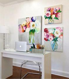 Scripture Art, Arte Floral, Painting & Drawing, Artist Painting, Painting Inspiration, Art Tutorials, Diy Art, Flower Art, Watercolor Art