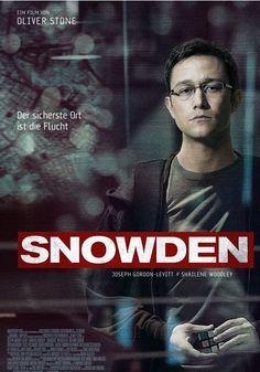 """Biopic sur Edward Snowden le dénonciateur NSA, le travail le plus passionnant du réalisateur Oliver Stone depuis """"Nixon"""" (1995)  malgré des succès entre-temps."""