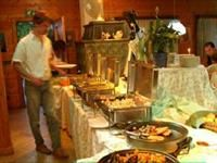 Grafik Buffet, Brunch, Party, Dinner, Vegetables, Food, Mother's Day, Dining, Fiesta Party
