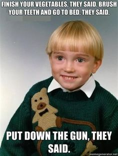 Doesn't this kinda look like Butters from South Park, tho?