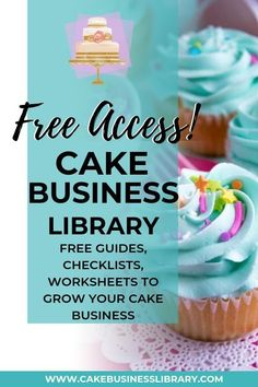 Cake & Success Library - Business Plan - Ideas of Tips On Buying A House - Get the best guides checklists and worksheets to grow your cake business double your prices and have a cake business you love Free Access! Bakery Business Plan, Baking Business, Catering Business, Business Planning, Business Marketing, Content Marketing, Business Ideas, Internet Marketing, Media Marketing