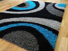 Ideas for bedroom grey carpet blue Diy Carpet, Rugs On Carpet, Carpets, Hall Carpet, Tapetes Diy, Pom Pom Rug, Latch Hook Rugs, Cheap Carpet Runners, Rug Hooking