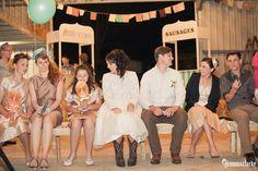 Hannah and Cam's Quirky Farm Wedding - Milton - Gemma Clarke Photography Country Fair Wedding, Farm Wedding, Country Weddings, Milton Nsw, Farm Animals, Coast, Photography, Country Western Weddings, Fotografie
