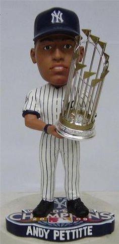 AAA Sports Memorabilia LLC - New York Yankees Andy Pettite