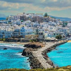 Itineraries: Island-Hopping: #4 - Naxos *The activity centre of the Cyclades, this is the place to go trekking, diving or kitesurfing.