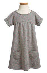 Tucker + Tate Fleece Sweatshirt Dress (Toddler Girls, Little Girls & Big Girls)