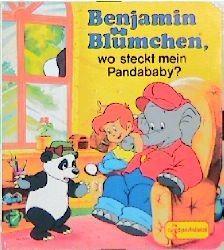 gebrauchtes Buch – Gisela Fischer – Benjamin Blümchen, wo steckt mein Pandababy?