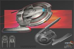 This is the modern version of the good 'ol Miranda class. Star Trek Online, Star Trek Starships, Star Trek Enterprise, Star Citizen, Vaisseau Star Trek, The Stars My Destination, Starfleet Ships, Sci Fi Spaceships, New Star Trek