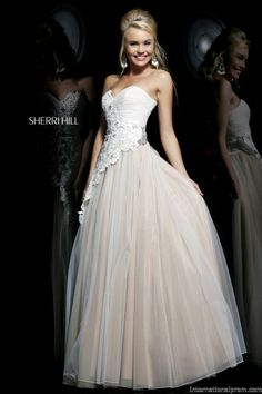 Shop prom dresses and long gowns for prom at Simply Dresses. Floor-length evening dresses, prom gowns, short prom dresses, and long formal dresses for prom. Sherri Hill Prom Dresses, Homecoming Dresses, Graduation Dresses, Dress Prom, Dance Dresses, Ball Dresses, Dresses 2014, Dresses Online, Nude Dress