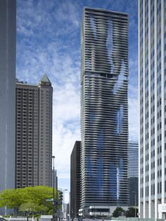 chicago a aqua tower - Google Search