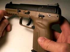 FN Five-Seven pistol: Long Range Firepower, Part 4
