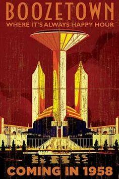 THG In The Know: Retro-Futurism: 13 Failed Urban Design Ideas