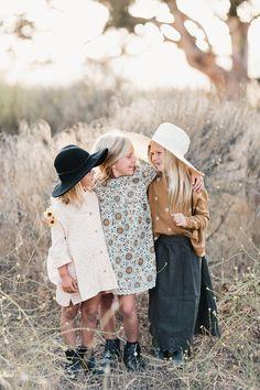 fashion kids Rylee + Cru I New Collection I Smallable Fashion Kids, Little Girl Fashion, Toddler Fashion, Spring Fashion, Fashion Clothes, Fashion Wear, Latest Fashion, Fashion 2020, Trendy Fashion