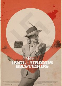 Poster Remake | [Inglourious Basterds] - asked by fiercemichi