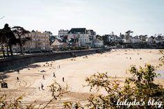 Saint Lunaire, promenade entre terre et mer