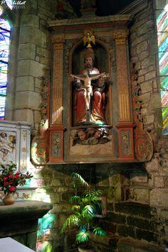 Chapelle Notre-Dame-de-Bonne-Nouvelle - от Locronan.