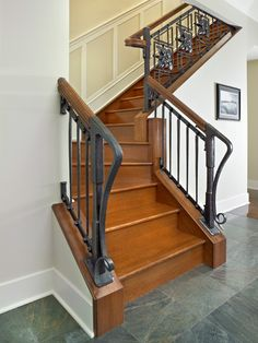 Hand Forged Banisters