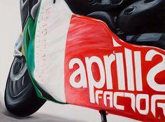 Aprilia RSV4 Factory APRC SE Motorcycle by artbyjoefortunato
