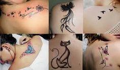 Resultado de imagem para tatuagens femininas pequenas
