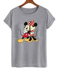 mickey mouse minnie mouse t shirt